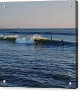 Surfers Make The Ocean Better Series Acrylic Print