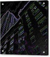 25 Central Park West Acrylic Print