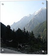 Splendors Of Himalayas Acrylic Print