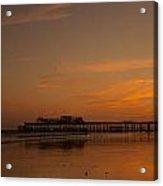 Hastings Pier Acrylic Print