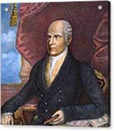 John Quincy Adams Acrylic Print