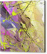2nd  Symphony Of The Voyage Of The Stars  Acrylic Print