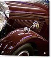 1936 Bentley Acrylic Print
