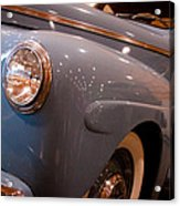 1942 Ford Deluxe 2-door Club Coupe Acrylic Print