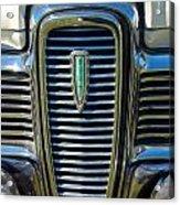 1959 Edsel Ford Acrylic Print