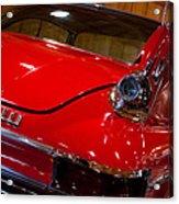 1961 Chrysler 300g 2-door Hardtop Acrylic Print