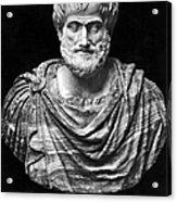 Aristotle (384-322 B.c.) Acrylic Print