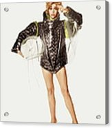 Barbarella, Jane Fonda, 1968 Acrylic Print