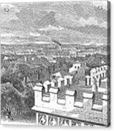 Baton Rouge, 1862 Acrylic Print