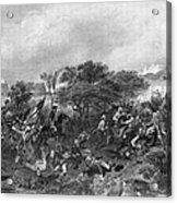 Battle Of Monmouth, 1778 Acrylic Print