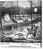 Battle Of Shiloh, 1862 Acrylic Print