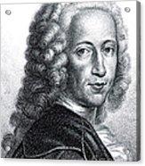 Bernhard Siegfried Albinus, Dutch Acrylic Print