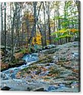 Big Hunting Creek Upstream From Cunningham Falls Acrylic Print