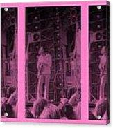 Bob Weir Grateful Dead 74 Dsm Ia Acrylic Print