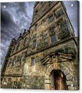 Bolsover Castle Acrylic Print