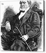 Brigham Young (1801-1877) Acrylic Print