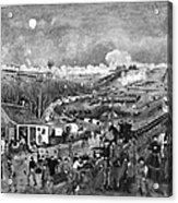 Civil War: Fredericksburg Acrylic Print