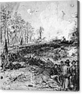 Civil War: Spotsylvania Acrylic Print