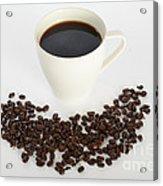 Coffee Acrylic Print by Photo Researchers, Inc.