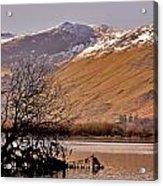 Derwent Water - Lake District. Acrylic Print