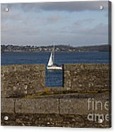 Falmouth Harbour  Acrylic Print