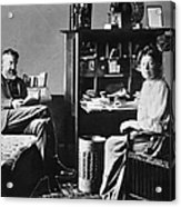 George Bernard Shaw Acrylic Print