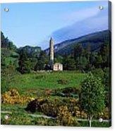 Glendalough, Co Wicklow, Ireland Acrylic Print