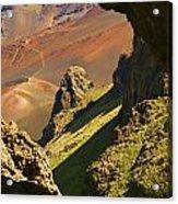 Haleakala National Park Acrylic Print