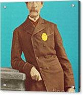 Henry Bergh, American Founder Of Aspca Acrylic Print
