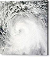 Hurricane Ike Acrylic Print