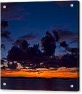 Islamorada Sunset Acrylic Print