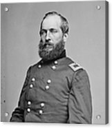 James A. Garfield (1831-1881) Acrylic Print