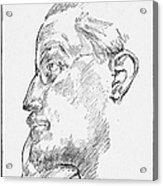 James Joyce (1882-1941) Acrylic Print