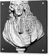 Jean De La Fontaine Acrylic Print