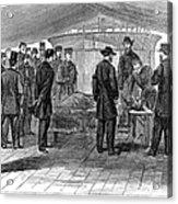 John Wilkes Booth Acrylic Print