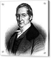 Joseph Gay-lussac, French Chemist Acrylic Print