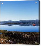 Kenmare Bay, Dunkerron Islands, Co Acrylic Print