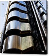 Lloyds Building Central London  Acrylic Print