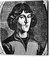 Nicolaus Copernicus Acrylic Print