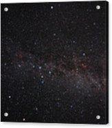 North Celestial Pole Acrylic Print by Eckhard Slawik