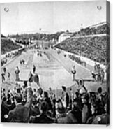 Olympic Games, 1896 Acrylic Print