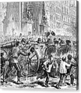 Paris Commune, 1871 Acrylic Print