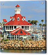 Parker's Lighthouse Restaurant Acrylic Print