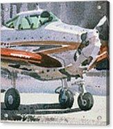 Private Plane Acrylic Print
