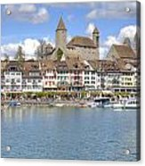 Rapperswil Acrylic Print