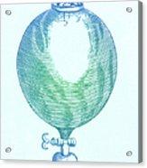 Robert Boyles Air Pumps Acrylic Print