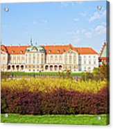 Royal Castle In Warsaw Acrylic Print