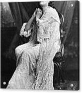 Sarah Bernhardt (1844-1923) Acrylic Print