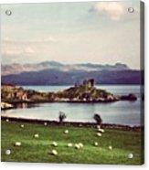 Scotland Acrylic Print