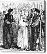 Shakespeare: Henry Vi Acrylic Print by Granger